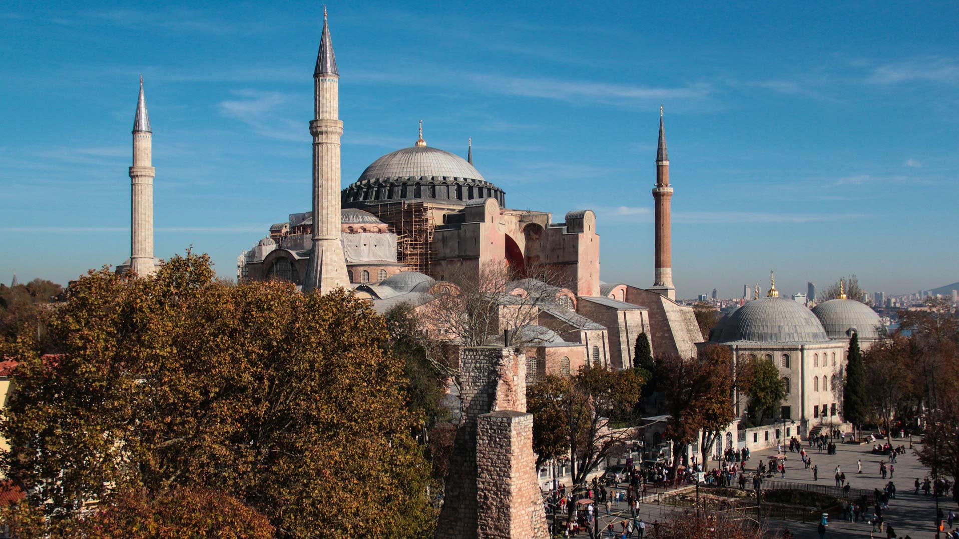 Istanbul Sehenswürdigkeiten Top 10