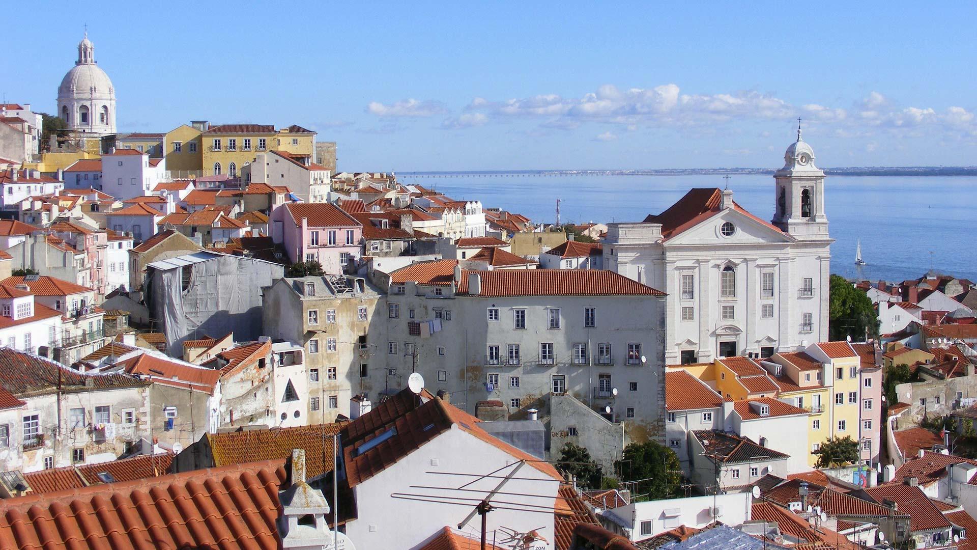 Lissabon Sehenswürdigkeiten Top 10