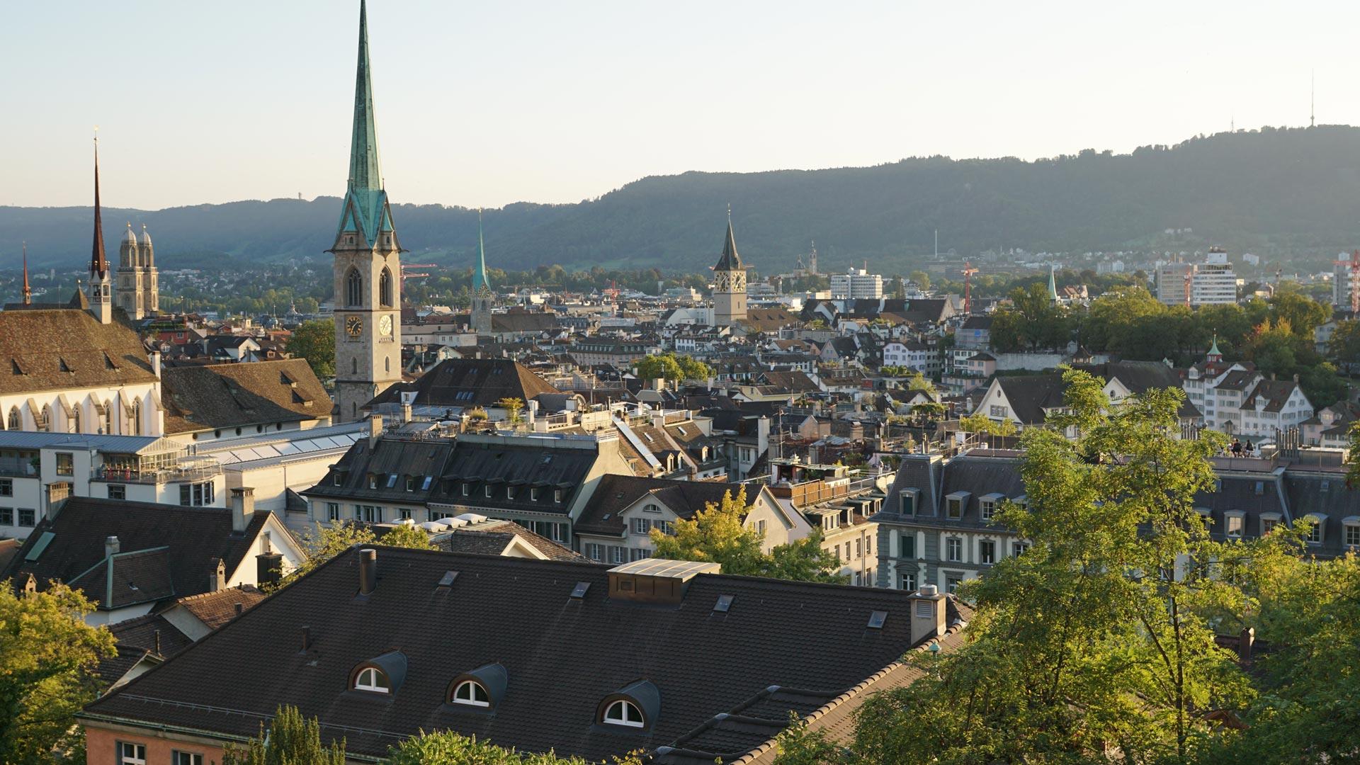 Zürich Sehenswürdigkeiten Top 10