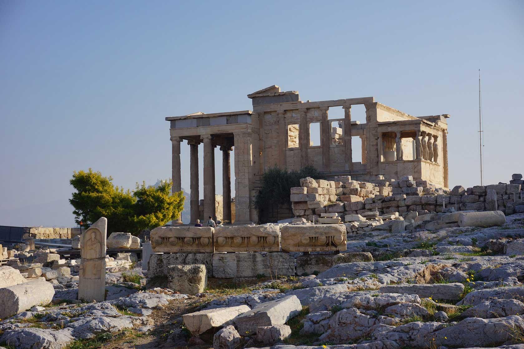 Athen Sehenswürdigkeiten Top 10