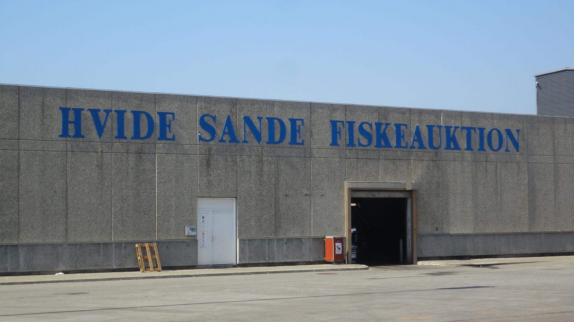 Fischauktionshalle – Hvide Sande