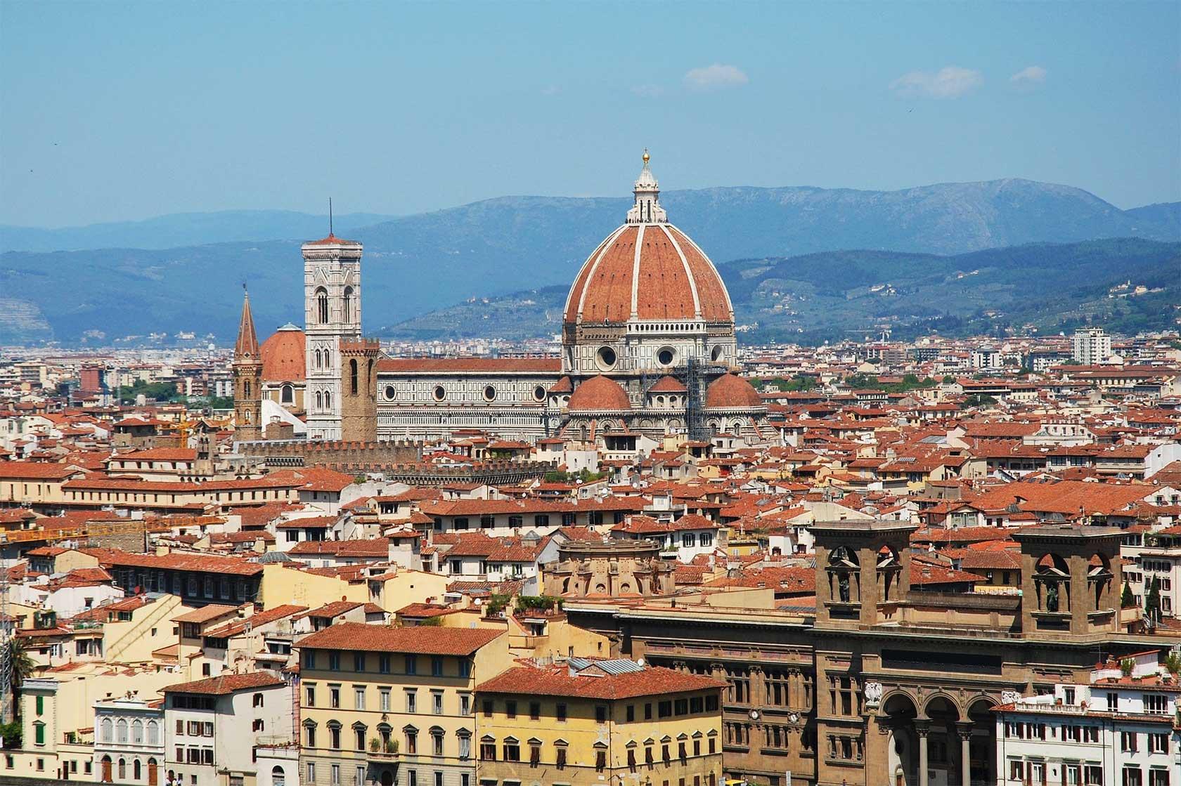 Florenz Sehenswürdigkeiten Top 10