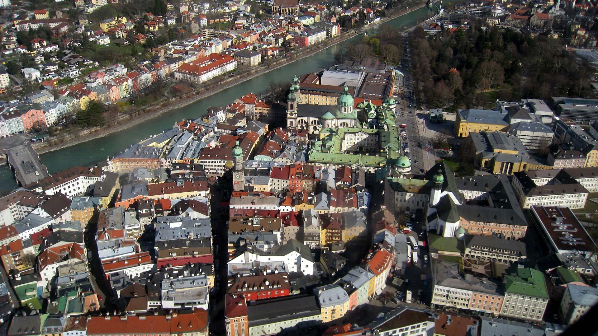 Innsbruck Sehenswürdigkeiten Top 10