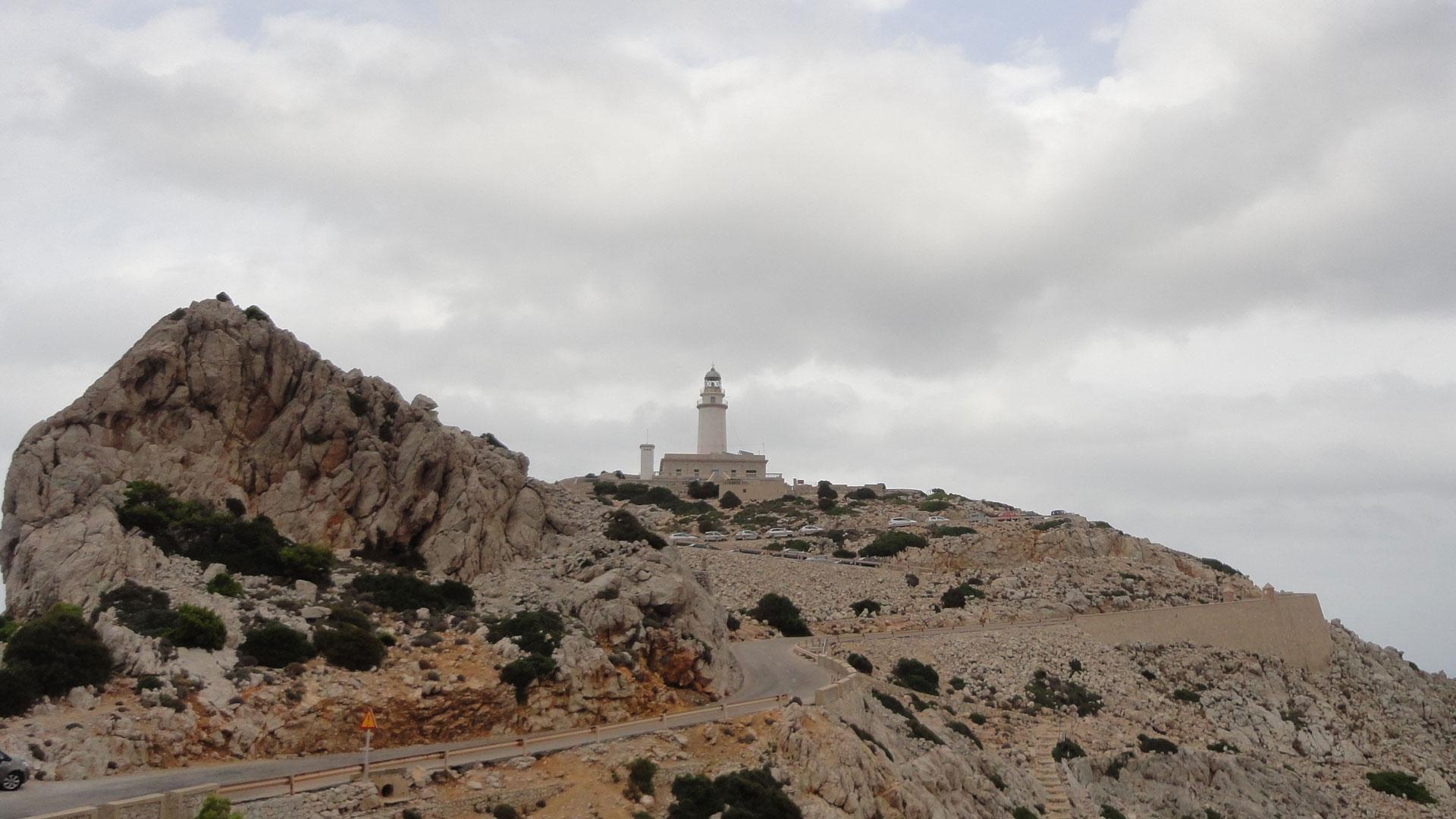 Leuchtturm – Cap de Formentor