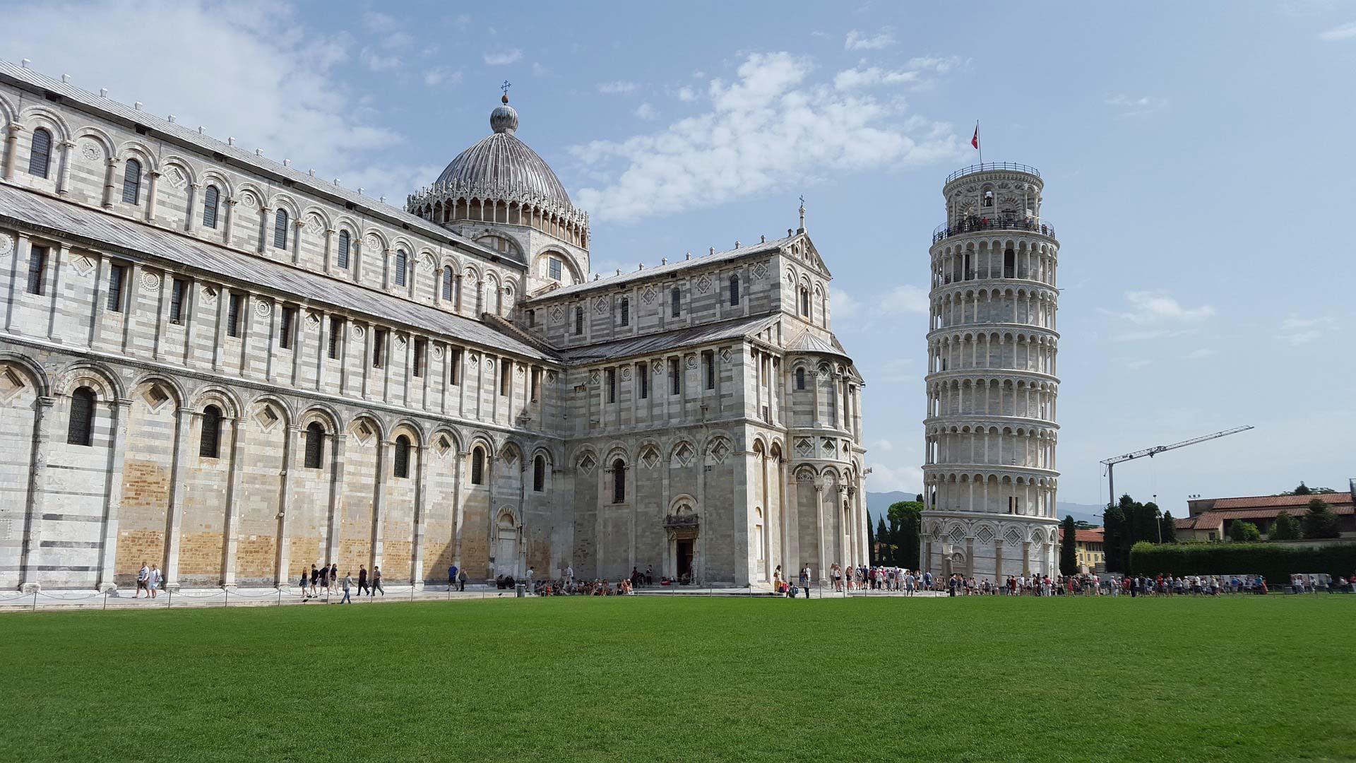 Pisa Sehenswürdigkeiten Top 10